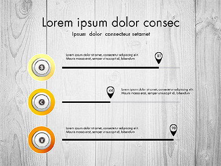 Startup Timeline Concept Diagram, Slide 7, 03234, Timelines & Calendars — PoweredTemplate.com