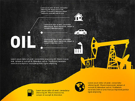 Oil and Gas Production Infographics, Slide 11, 03235, Infographics — PoweredTemplate.com