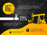 Oil and Gas Production Infographics#10