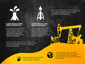 Oil and Gas Production Infographics#12