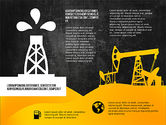 Oil and Gas Production Infographics#13