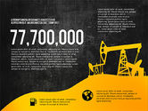 Oil and Gas Production Infographics#16