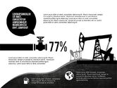 Oil and Gas Production Infographics#2