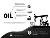 Oil and Gas Production Infographics#3