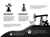 Oil and Gas Production Infographics#4