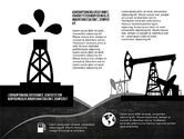 Oil and Gas Production Infographics#5