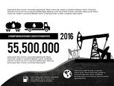 Oil and Gas Production Infographics#6