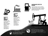 Oil and Gas Production Infographics#7