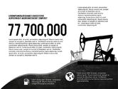 Oil and Gas Production Infographics#8
