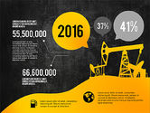 Oil and Gas Production Infographics#9