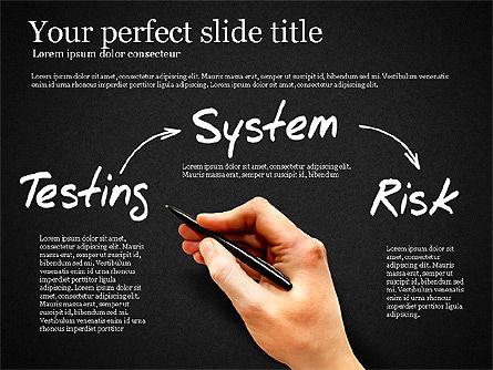 Internal Audit Diagram, Slide 12, 03236, Business Models — PoweredTemplate.com