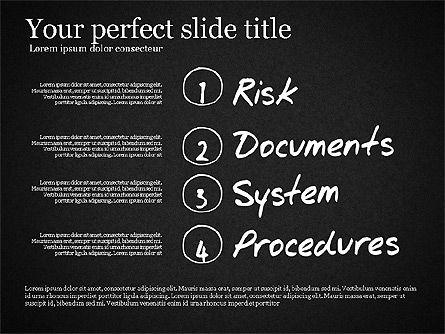 Internal Audit Diagram, Slide 15, 03236, Business Models — PoweredTemplate.com