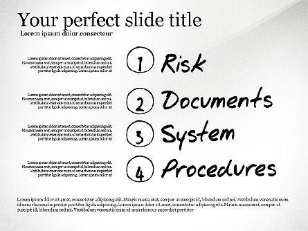 Internal Audit Diagram, Slide 7, 03236, Business Models — PoweredTemplate.com