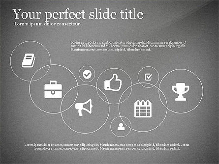 Icons Process and Timeline Toolbox, Slide 11, 03237, Icons — PoweredTemplate.com