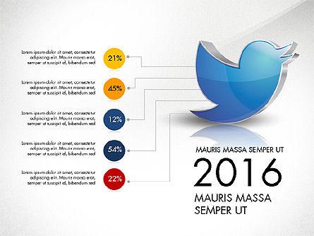 Infographics: Twitter Infographics #03238