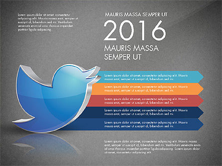 Twitter Infographics, Slide 10, 03238, Infographics — PoweredTemplate.com