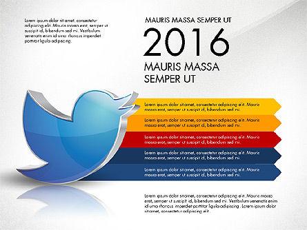 Twitter Infographics Slide 2