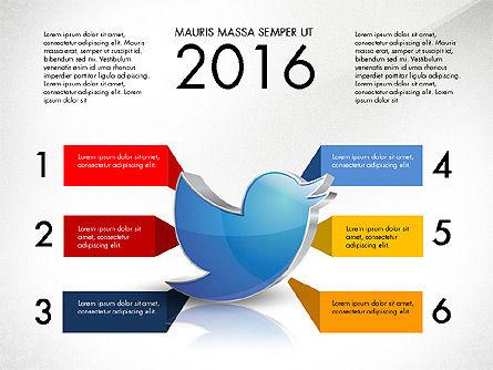 Twitter Infographics Slide 3