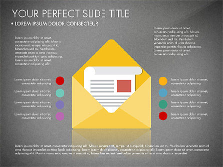 Business People Presentation Concept, Slide 13, 03239, Shapes — PoweredTemplate.com