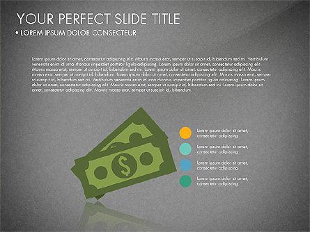 Business People Presentation Concept, Slide 14, 03239, Shapes — PoweredTemplate.com