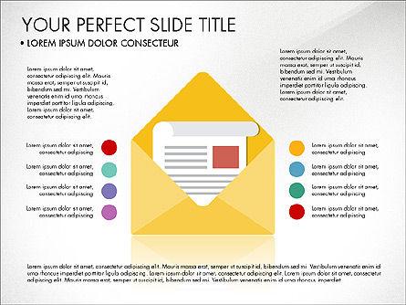 Business People Presentation Concept, Slide 5, 03239, Shapes — PoweredTemplate.com
