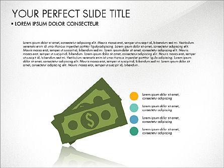 Business People Presentation Concept, Slide 6, 03239, Shapes — PoweredTemplate.com