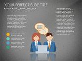 Business People Presentation Concept#11