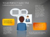 Business People Presentation Concept#15