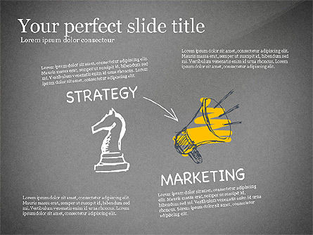 Startup Creative Presentation Template, Slide 13, 03251, Presentation Templates — PoweredTemplate.com