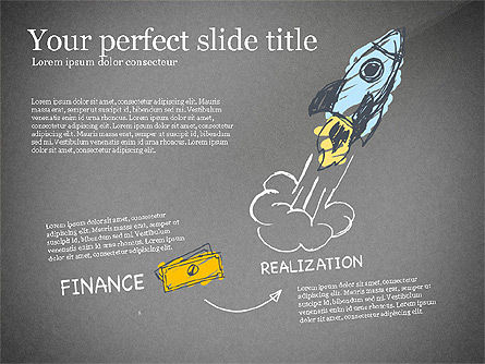 Startup Creative Presentation Template, Slide 15, 03251, Presentation Templates — PoweredTemplate.com