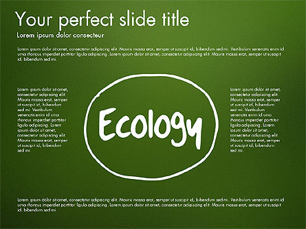 Business Models: Ecology Mind Maps #03254