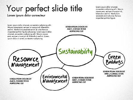 Ecology Mind Maps, Slide 14, 03254, Business Models — PoweredTemplate.com