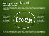 Business Models: Ecology Mind Maps #03254