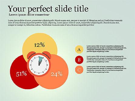 Effective Time Management Presentation Template, Slide 11, 03255, Presentation Templates — PoweredTemplate.com