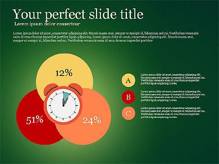 Effective Time Management Presentation Template, Slide 3, 03255, Presentation Templates — PoweredTemplate.com