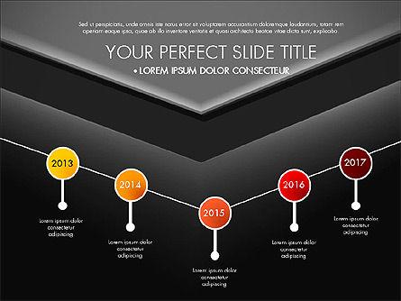 Envelope Style Presentation Concept, Slide 10, 03259, Presentation Templates — PoweredTemplate.com