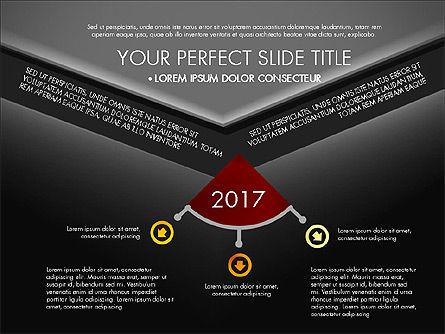 Envelope Style Presentation Concept, Slide 11, 03259, Presentation Templates — PoweredTemplate.com
