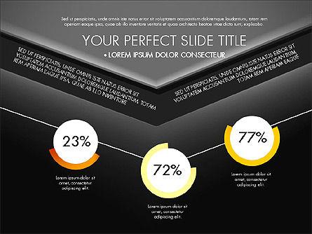 Envelope Style Presentation Concept, Slide 13, 03259, Presentation Templates — PoweredTemplate.com