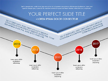 Envelope Style Presentation Concept, Slide 2, 03259, Presentation Templates — PoweredTemplate.com