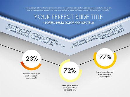 Envelope Style Presentation Concept, Slide 5, 03259, Presentation Templates — PoweredTemplate.com