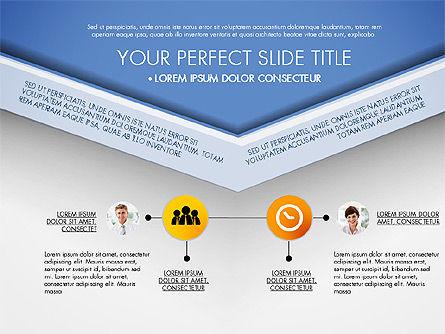 Envelope Style Presentation Concept, Slide 6, 03259, Presentation Templates — PoweredTemplate.com