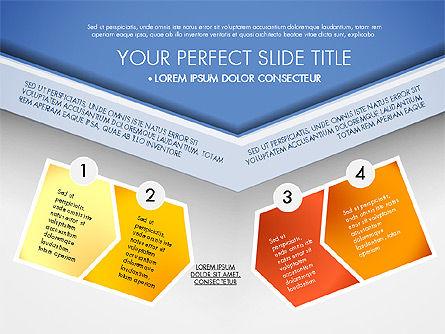Envelope Style Presentation Concept, Slide 7, 03259, Presentation Templates — PoweredTemplate.com