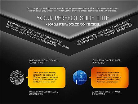 Envelope Style Presentation Concept, Slide 9, 03259, Presentation Templates — PoweredTemplate.com