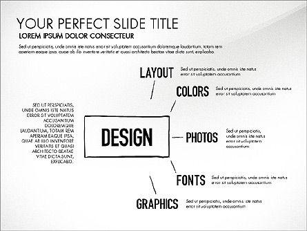 Website Production Diagram, Slide 6, 03260, Business Models — PoweredTemplate.com