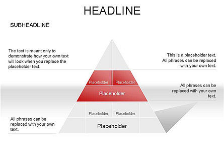 Triangle and Pyramid Toolbox, Slide 7, 03263, Shapes — PoweredTemplate.com