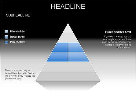 Triangle and Pyramid Toolbox, Slide 9, 03263, Shapes — PoweredTemplate.com