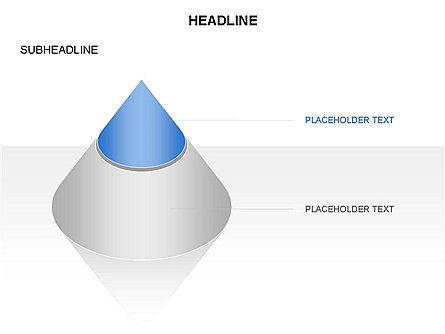 Layered Pyramid Toolbox, Slide 12, 03265, Shapes — PoweredTemplate.com