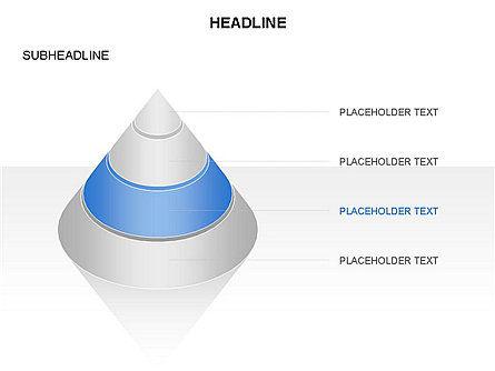 Layered Pyramid Toolbox, Slide 14, 03265, Shapes — PoweredTemplate.com