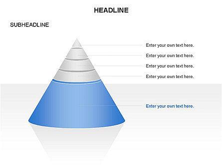 Layered Pyramid Toolbox, Slide 29, 03265, Shapes — PoweredTemplate.com