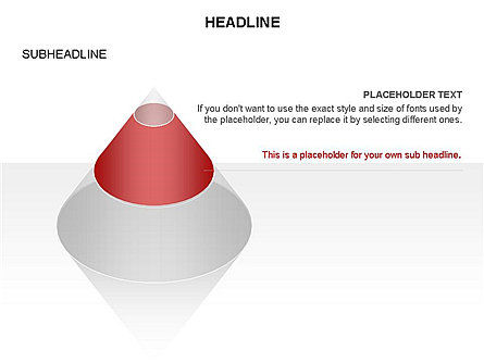 Layered Pyramid Toolbox, Slide 30, 03265, Shapes — PoweredTemplate.com